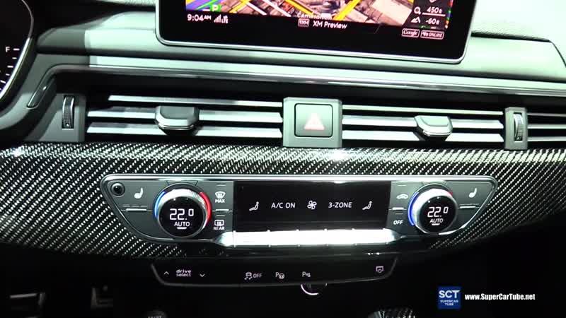 2019 Audi RS 5 Quattro - Exterior and Interior Walkaround - 2018 LA Auto Show