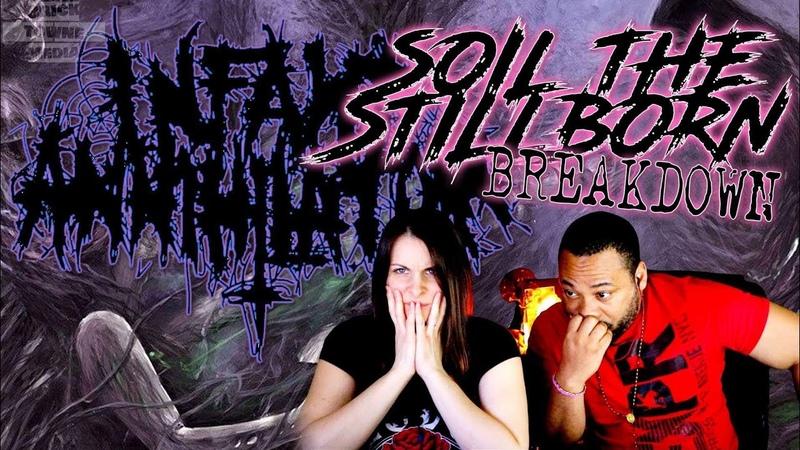 Christians React To INFANT ANNIHILATOR Soil The Stillborn (*** MINERVA ARTICLE IN DESCRIPTION**)
