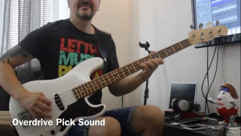 Jack custom precision bass