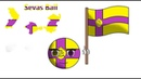 Speed art Countryballs. Sevas Ball