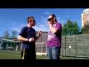 Стингер второй тренировки по бегу в очках vOICe