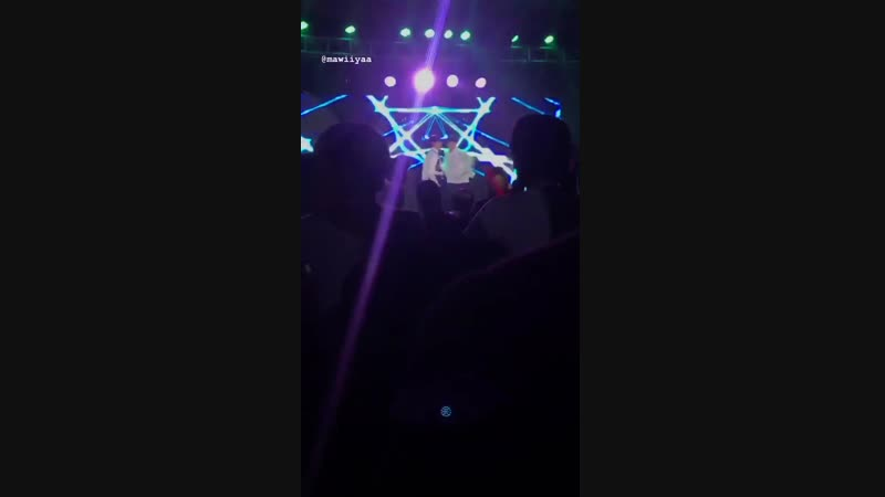 [Fancam] 181025 Samuel - Sixteen @ TokenNews CONFERENCE in Manila