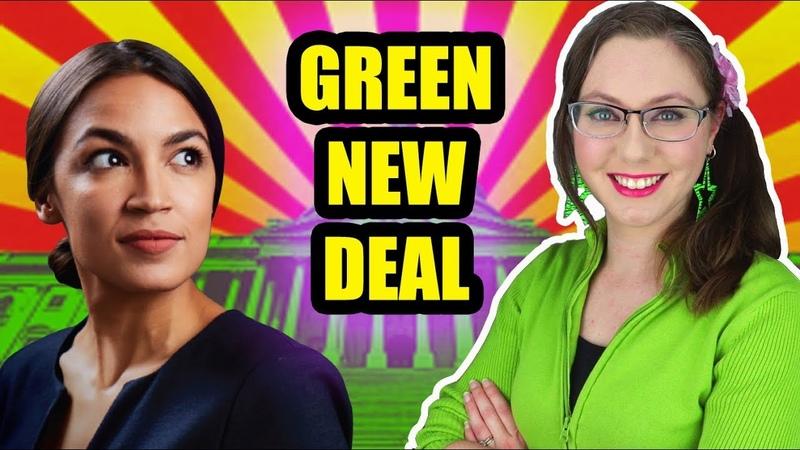 AOCs Green New Deal Is a Bad Deal