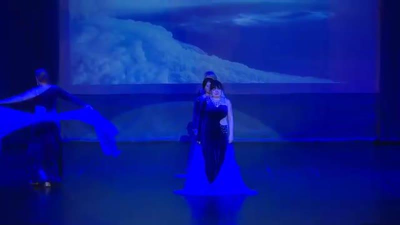Зимова Аравія 2018. Звітний зимовий концерт САТ Басіма(4)
