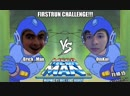 Brick_Man vs OmKol - Megaman: Super FIghting Robot (PC) Firstrun Challenge - 11.10.15