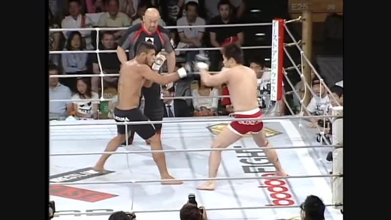 Rafael dos Anjos vs. Takaichi Hirayama - Pancrase Shining 5