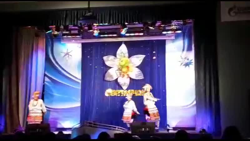 Slek dance на Светлячке