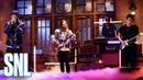 Выступление Travi$ Scott с треками «SKELETONS» и «ASTROTHUNDER» на шоу «SNL»