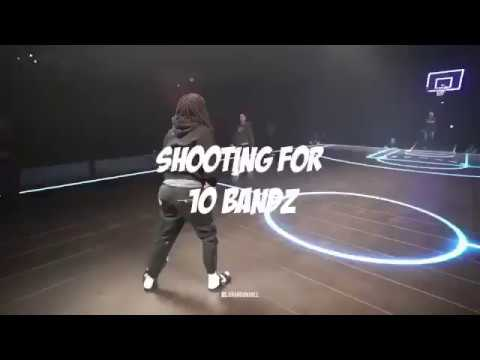 Ballers: Quavo hits a $10,000 shot on Drake From Half Court!!