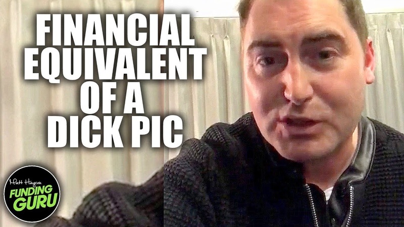 The Financial Equivalent Of A Dick Pic The WRONG WAY To Find Business Investors and Finance