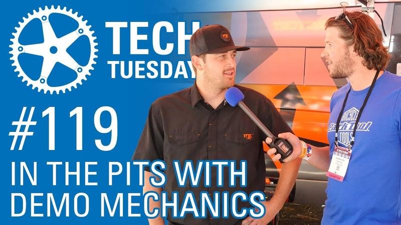 In the Pits with Demo Mechanics | Tech Tuesday 119 » Freewka.com - Смотреть онлайн в хорощем качестве