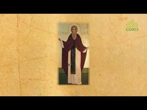 Церковный календарь 20 07 2019 Преподобный Герасим Болдинский