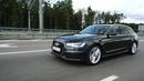 Недавно снимали для ivanvasilchuk очередной автообзор в этот раз на Audi A6 в кузове универсал  Ооочень комфортный и нафаршированный корабль конечно