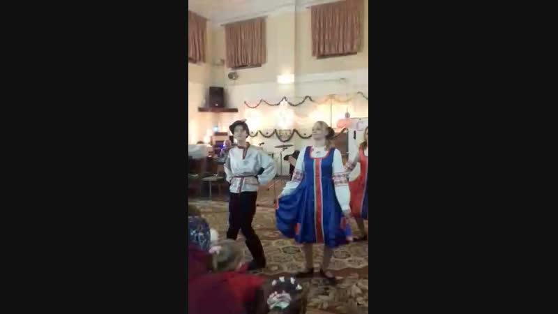 Танец русские народные жгут😂❤️