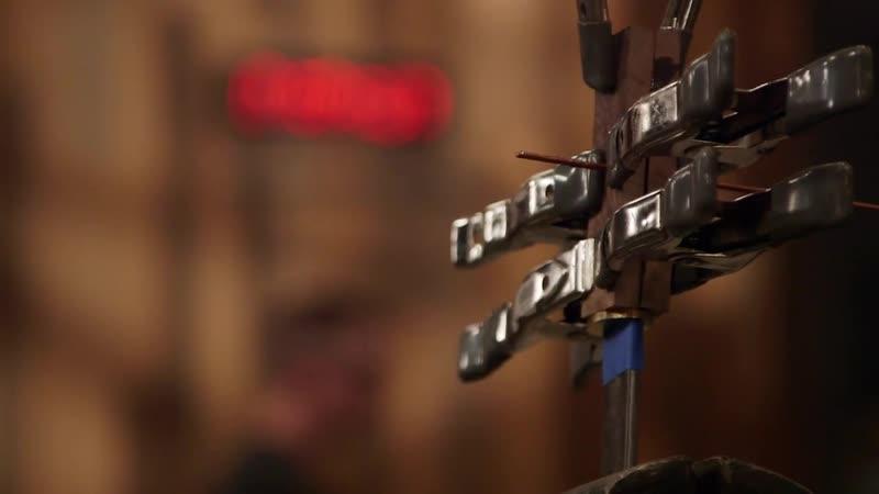 Между молотом и наковальней 5 сезон: 40 серия. Tournament Round 1 Покойницкий меч (TheMortuary sword) / Forged in Fire (2018) E