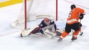 Travis Sanheim dekes out Bobrovsky for gorgeous goal on backhand