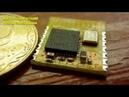DA14580 беспроводной bluetooth модуль BLE 2 4GHz DC 2 5 3 7V 4 5mA меньше 10 копеек
