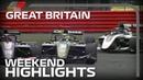 Formula 3 Round 4 Highlights 2019 British Grand Prix