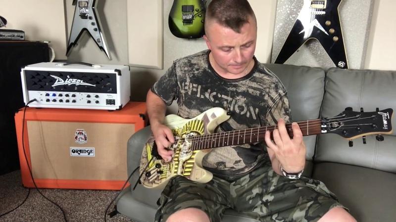 Diezel и куча гитар (интересных)