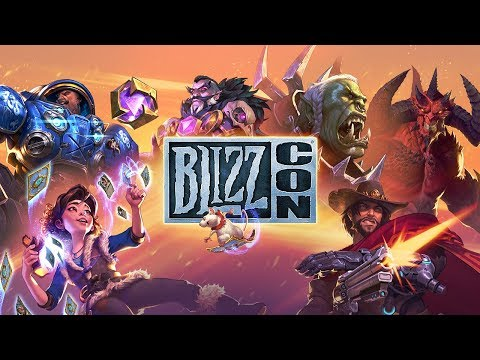 BlizzCon 2018 All-Access Kickoff Livestream Show