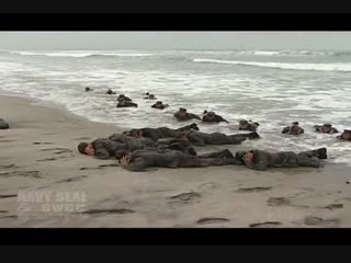Hell on earth, US Navy Seal training - 1st Phase, 1st week.