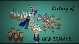 The Animated History of NEW ZEALAND