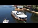 Дом на воде plavdom Houseboat, self-propelled barge