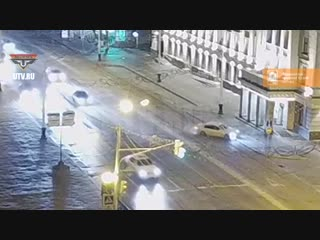 Аварии, которые зафиксировали камеры Уфанет в Уфе за субботу.