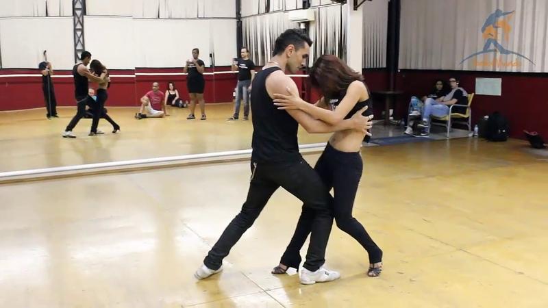 Baila Mundo - Michael Boy e Aline Borges (Campinas Dança Zouk 2014)