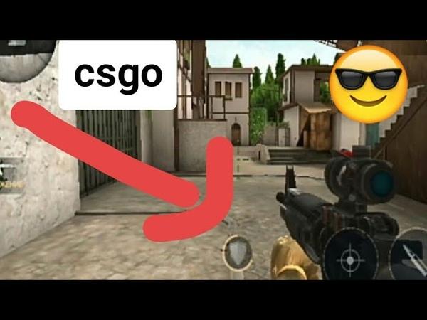 CS GO- Ойнаймыз атып тасады..