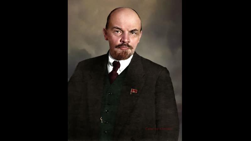 Песня о Ленине. К Дню Рождения Ленина В.И.