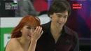 Тиффани Загорски и Джонатан Гурейро Ритмический танец на финале гран при 2018