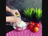 Оригинальные вкусные картофельные бомбочки - k.com/tricks_lf (Рецепт под видео)