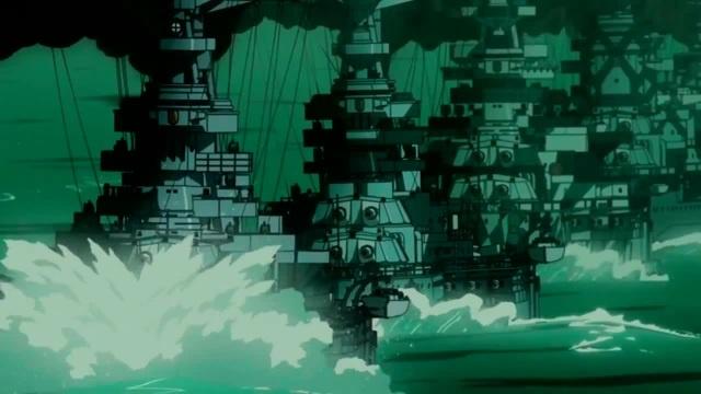 Железная армада / Iron armada