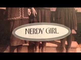Nerdy Girl a song about Star Wars by Cecil Castellucci as Nerdy Girl