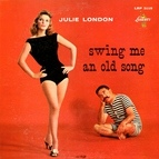 Julie London альбом Swing Me An Old Song