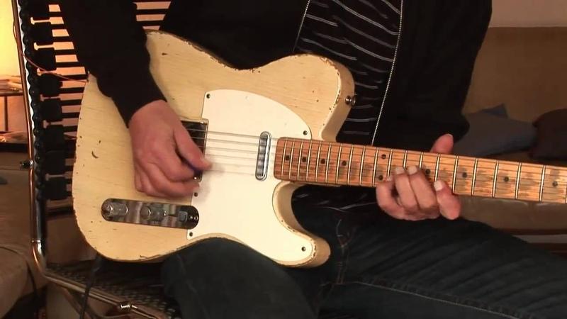 1956 Fender Telecaster Original Part 1