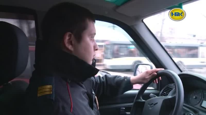 Один день из жизни патрульно-постовой службы УВД Нарофоминск.