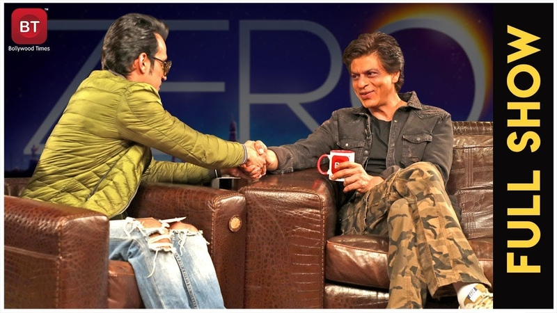 Shah Rukh Khan Gets Candid About Zero Stardom, Gauri Khan Much More | Full Exclusive Interview