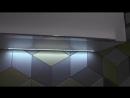 Угловая кухня с фурнитурой Blum (Блюм). Фасады МДФ. Столешница искуссветнный кам