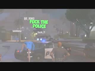 FUCK THE POLICE Б#Я