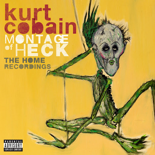 Kurt Cobain альбом Montage Of Heck: The Home Recordings (Deluxe Soundtrack)