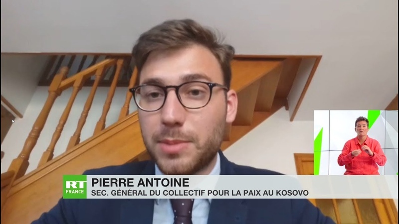 Visite de Macron en Serbie : «La France humilie la Serbie depuis une vingtaine d'années»