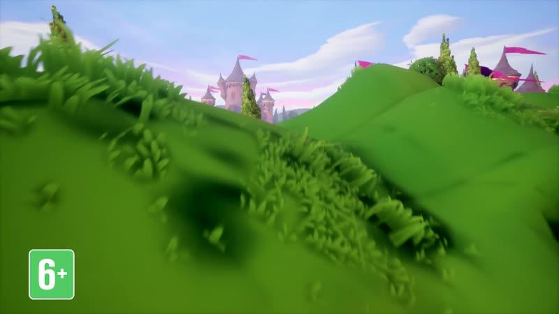 Стартовый видеоролик Spyro™ Reignited Trilogy [RU]