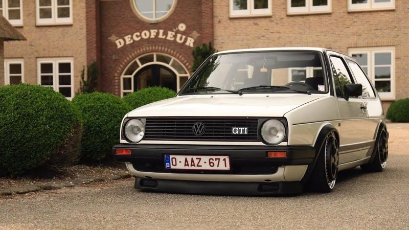 VW GOLF MK2 GTI | Steven Garreyn | VWHome