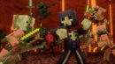 Hard Pill to Swallow A Minecraft Original Music Video ♪