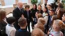Участники детского Евровидения встретились с Александром Лукашенко