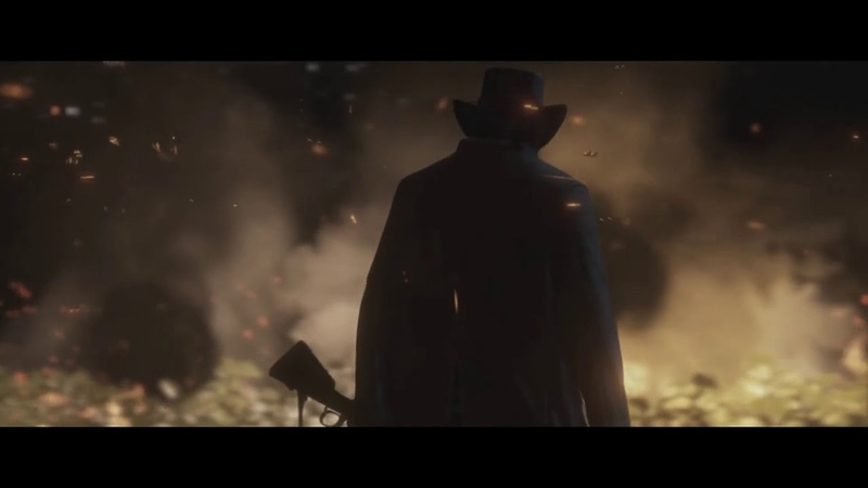 RED DEAD REDEMPTION 2 TRAILER || DJANGO UNCHAINED STYLE by QUENTIT TARANTINO