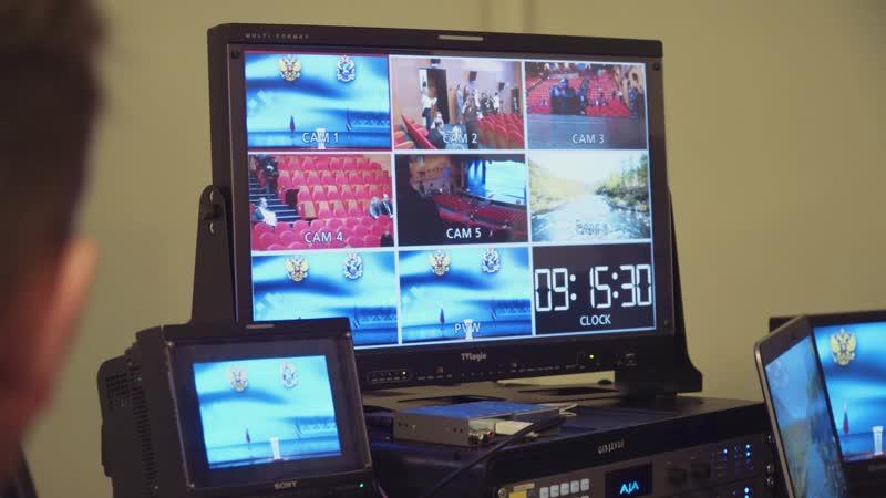Подготовка к ежегодному докладу о положении дел и перспективах развития Ямала