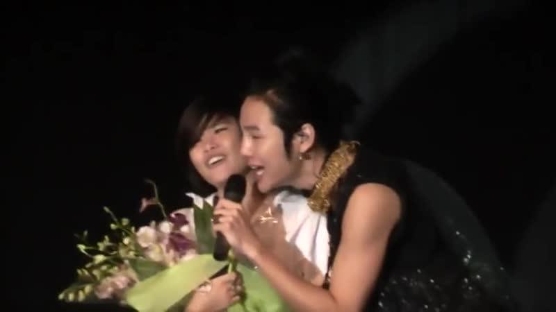 100424 Jang KeunSuk Fanmeeting - Surprise Event
